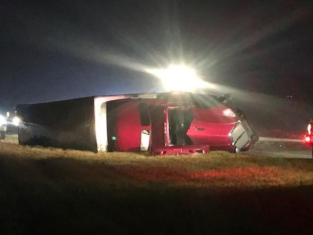 Preble County Semi Crash_283526