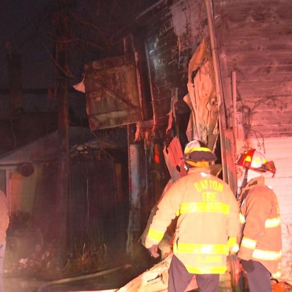 Dayton Garage Fires_288238
