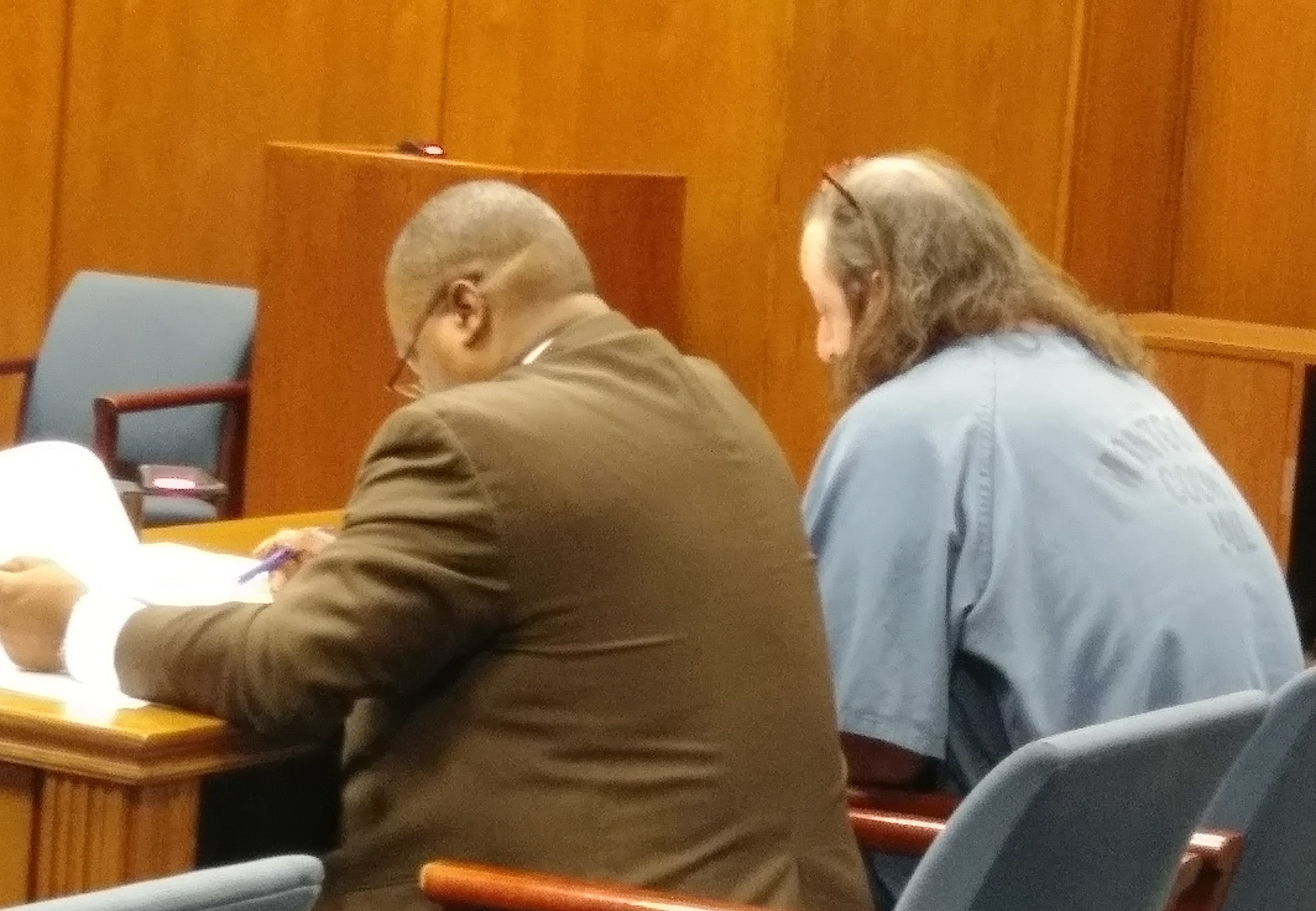 Randy Stanaford Sentencing_300520