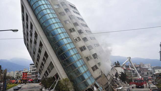 Taiwan Earthquake_294447