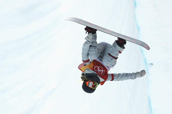 Snowboard - Winter Olympics Day 3_295923