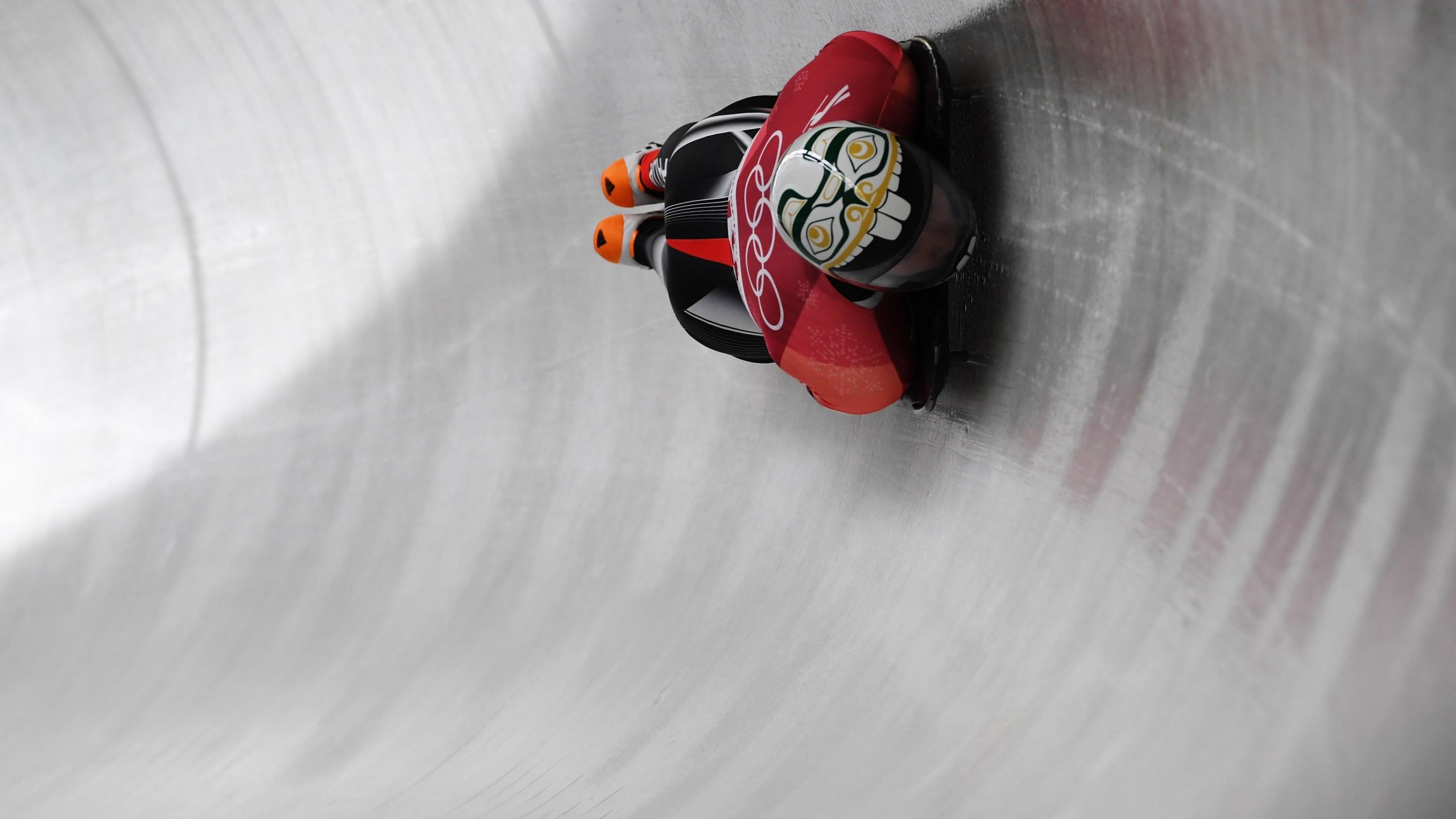 Skeleton – Winter Olympics Day 6_297271