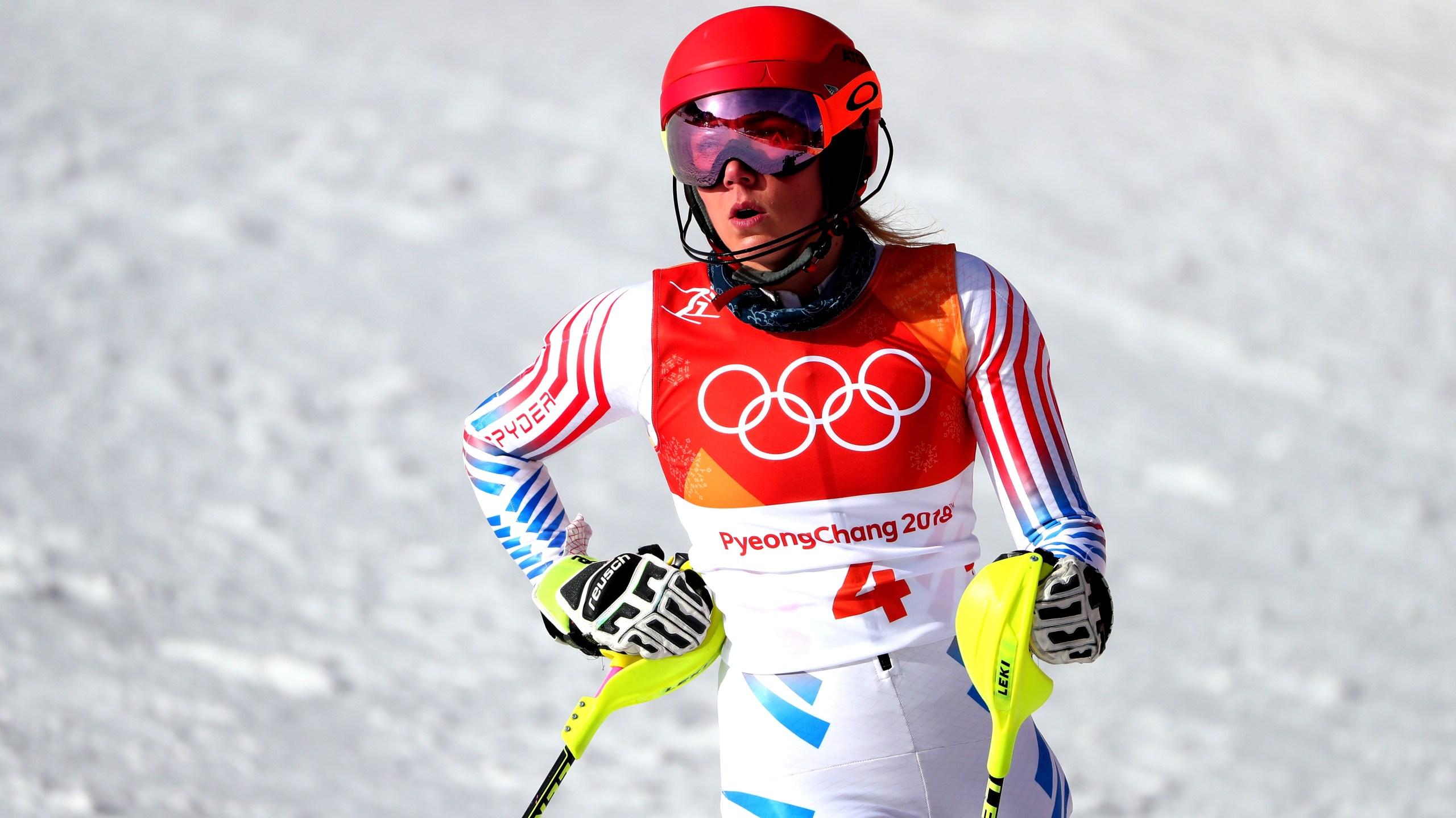 Alpine Skiing – Winter Olympics Day 7_297335