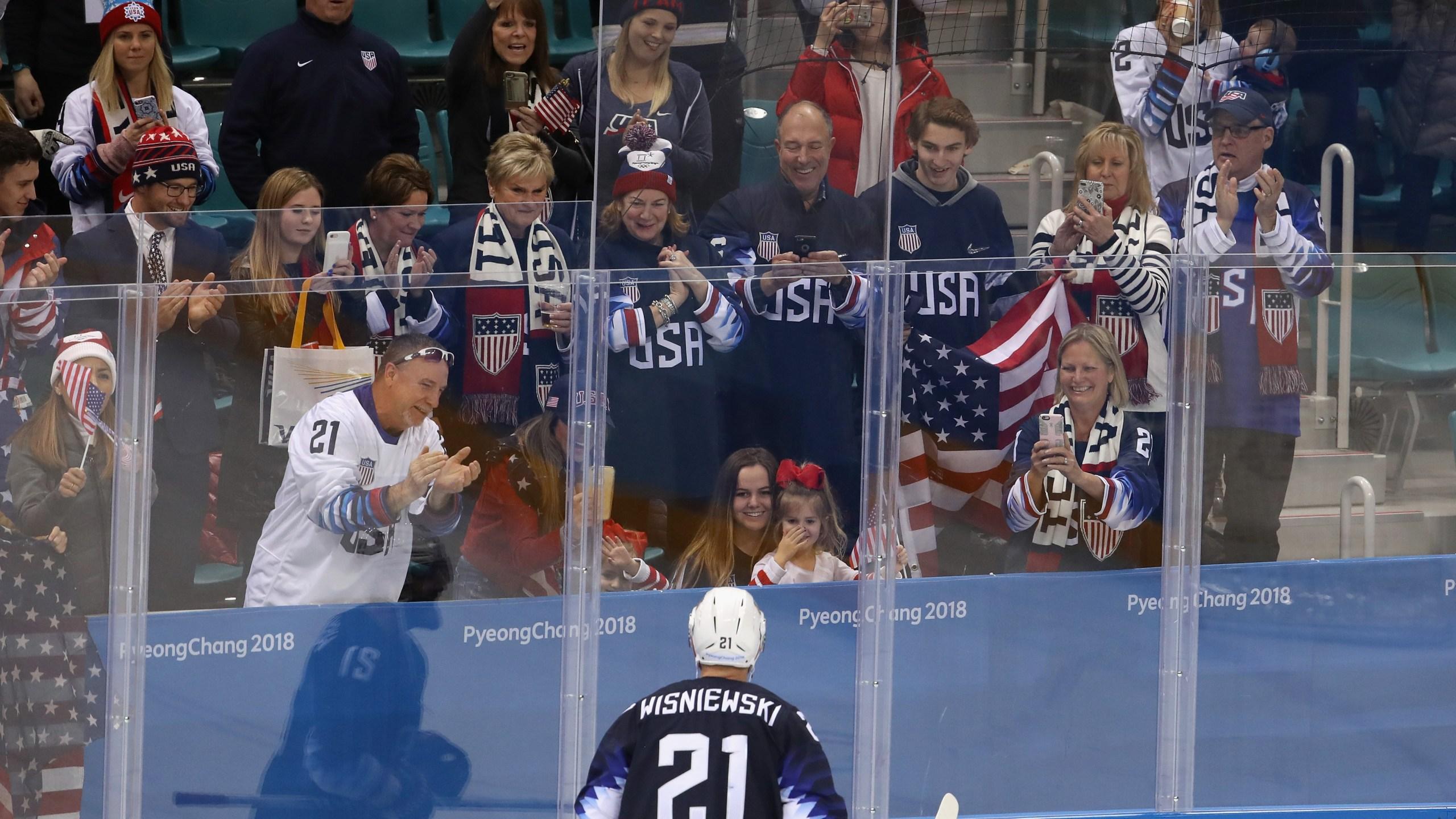Ice Hockey – Winter Olympics Day 7_298327