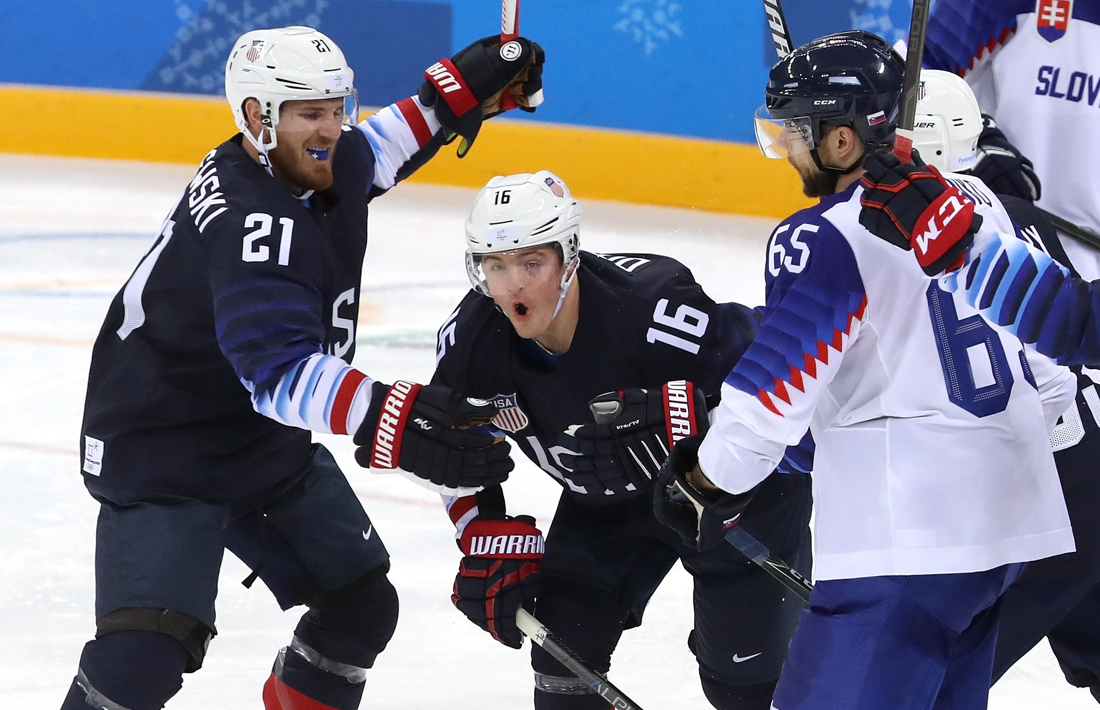 Ice Hockey – Winter Olympics Day 7_297561