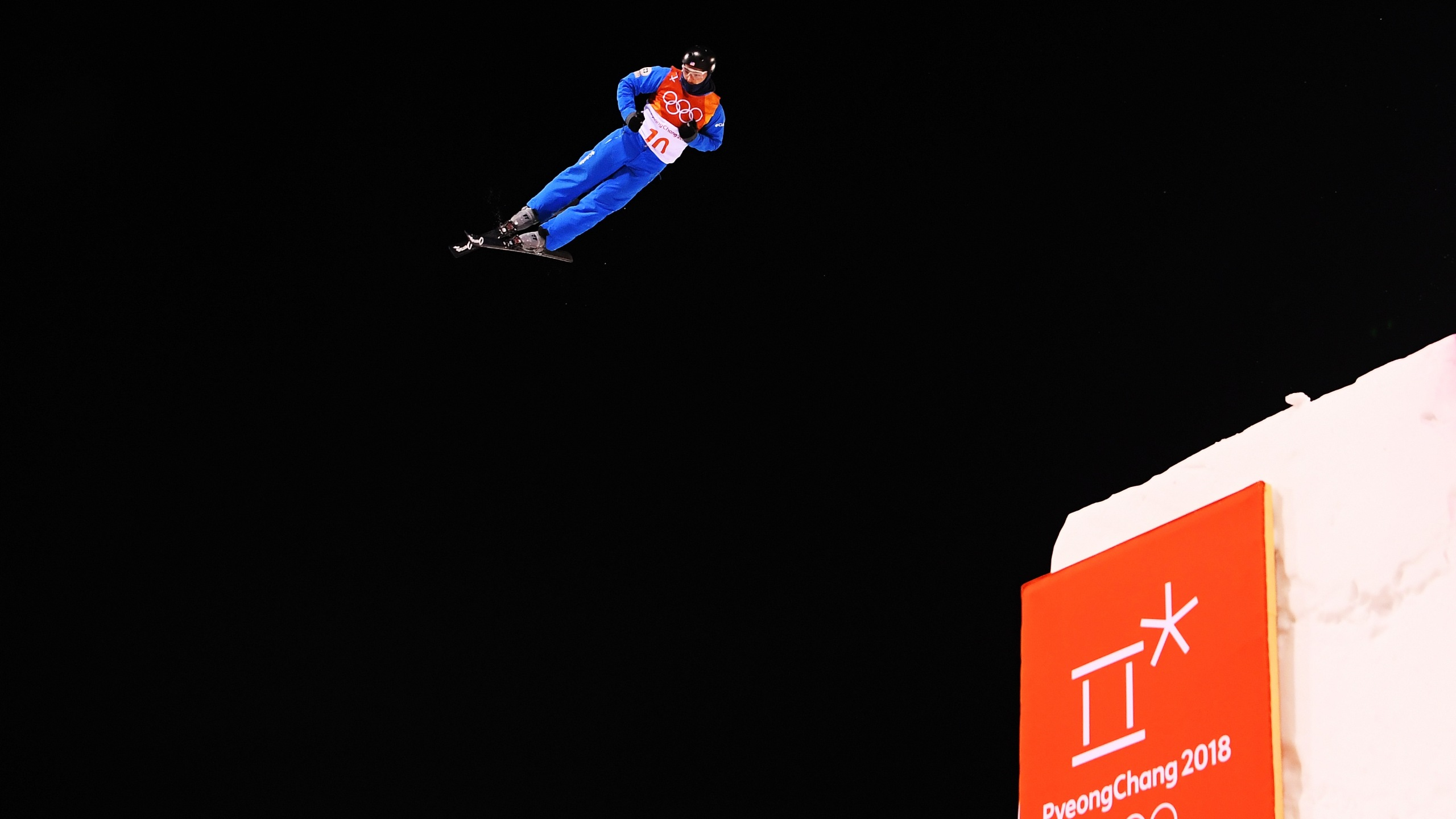 Freestyle Skiing – Winter Olympics Day 9_298038