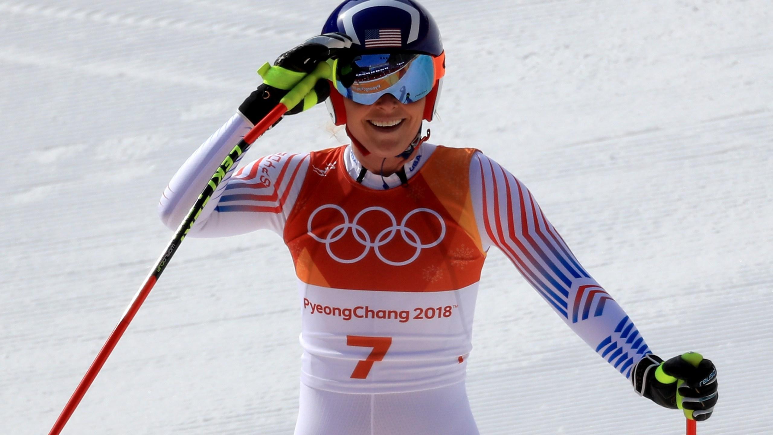 Alpine Skiing – Winter Olympics Day 12_298863