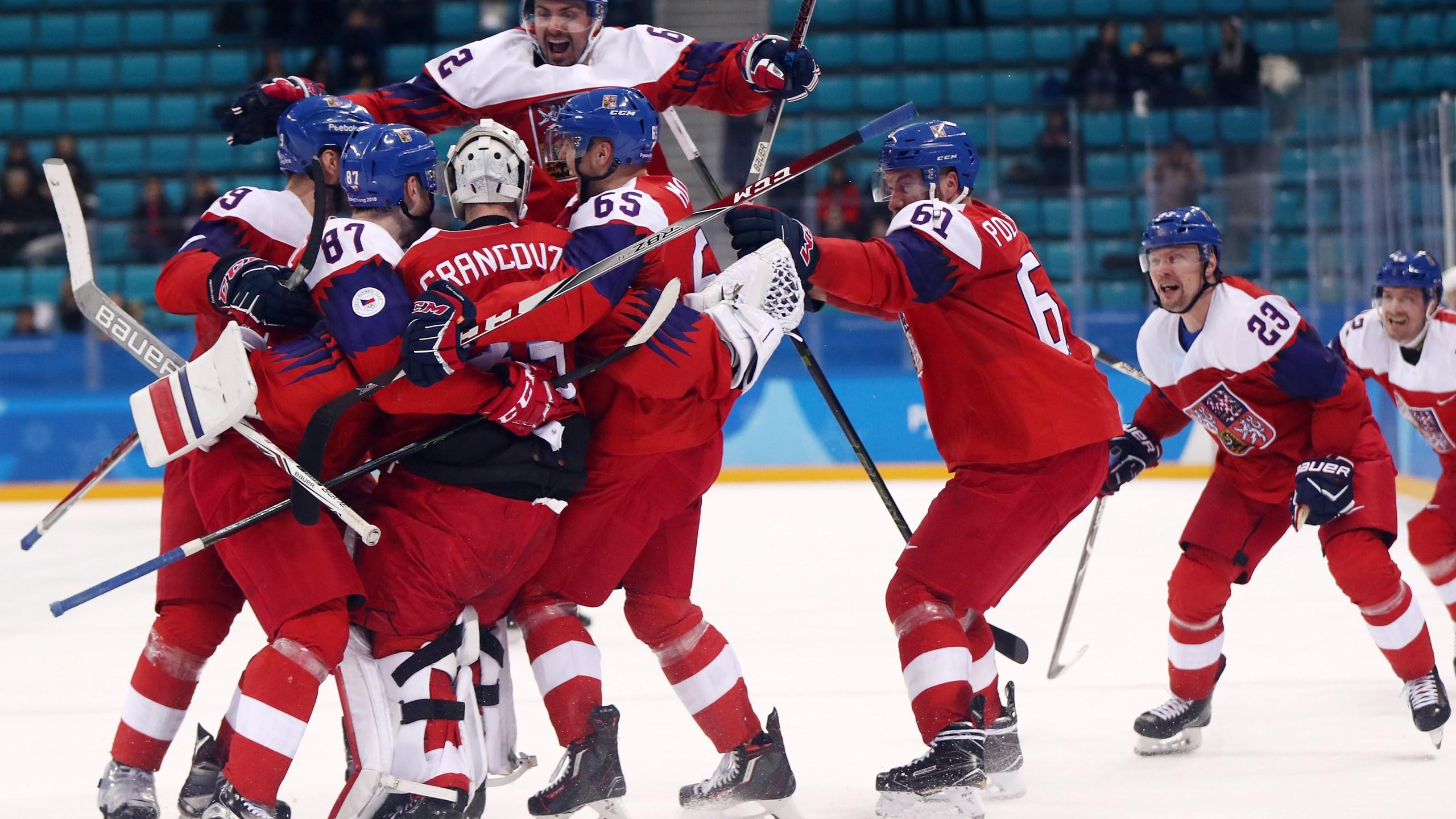 Ice Hockey – Winter Olympics Day 12_298893