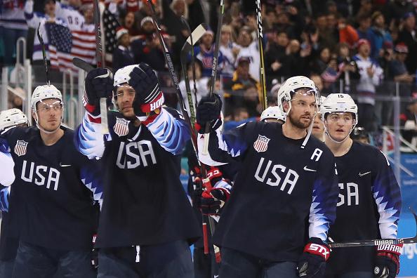 Ice Hockey - Winter Olympics Day 7_297376