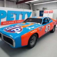 NASCAR Petty Auction Auto Racing_300318