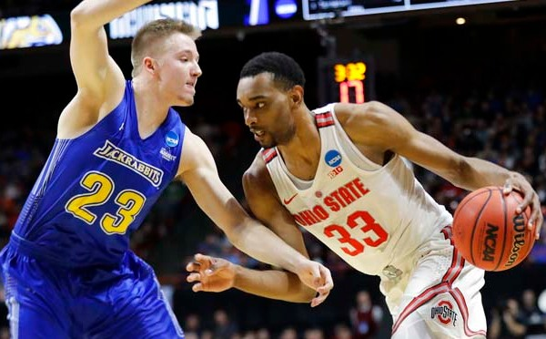 NCAA South Dakota St Ohio St Basketball_1521155624602