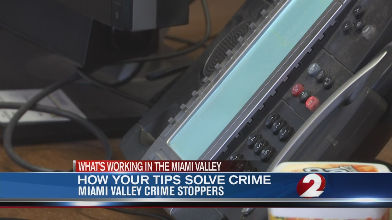 Crime Stoppers: how your tips help solve Miami Valley crimes