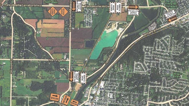 6-20-18 Road map for railroad detour_1529517028925.jpg.jpg
