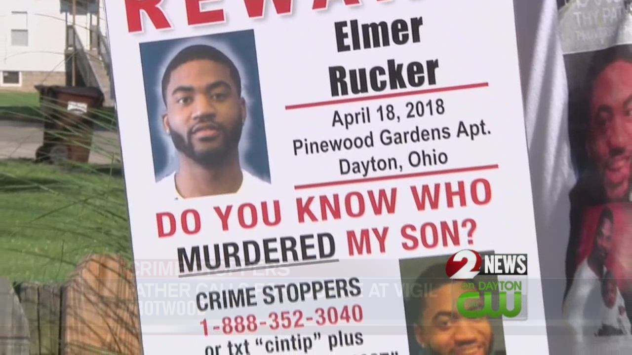 Father pleads for public's help in son's Trotwood shooting death