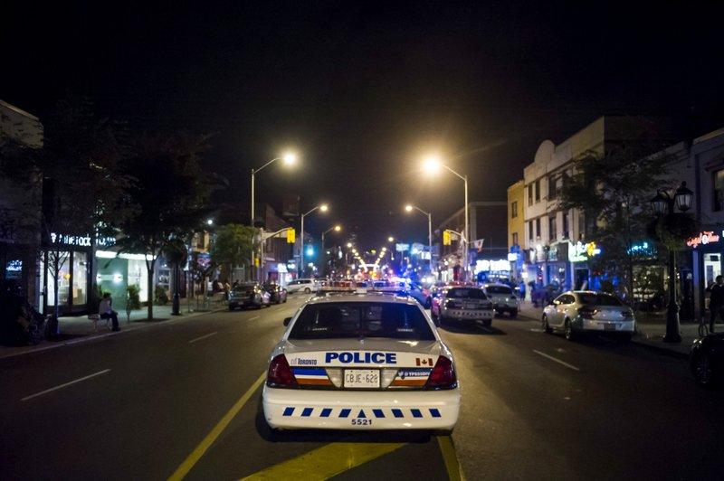 7-23 Toronto Shooting