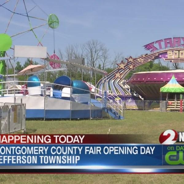 Montgomery County Fair 2018 opens Monday
