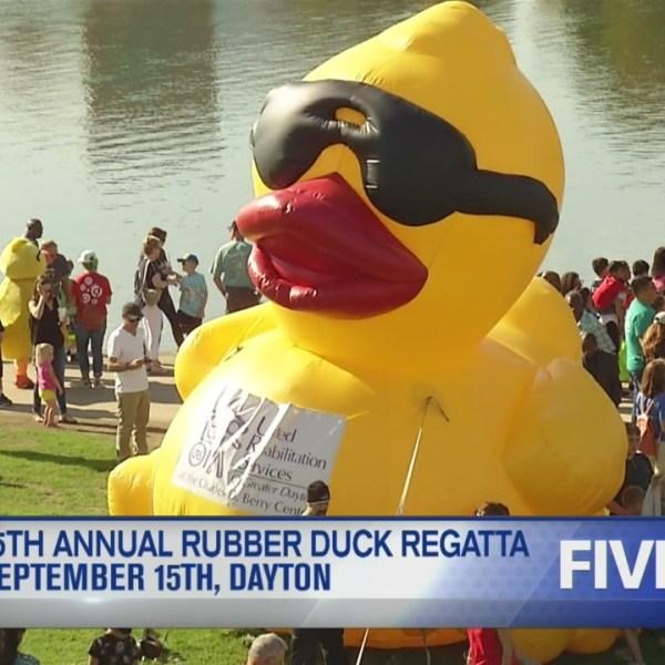 15th annual rubber duck regatta