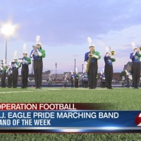 Operation Football Week 1 Band of the Week: Chaminade Julienne Eagle Pride