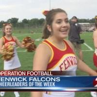 Operation Football Week 1 Cheerleaders of the Week: Fenwick Falcons