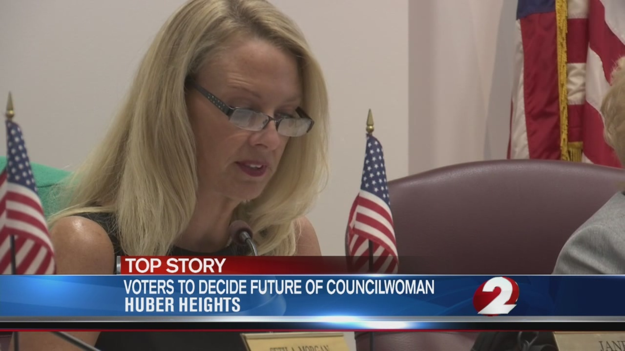 Recall of councilwoman approved for ballot