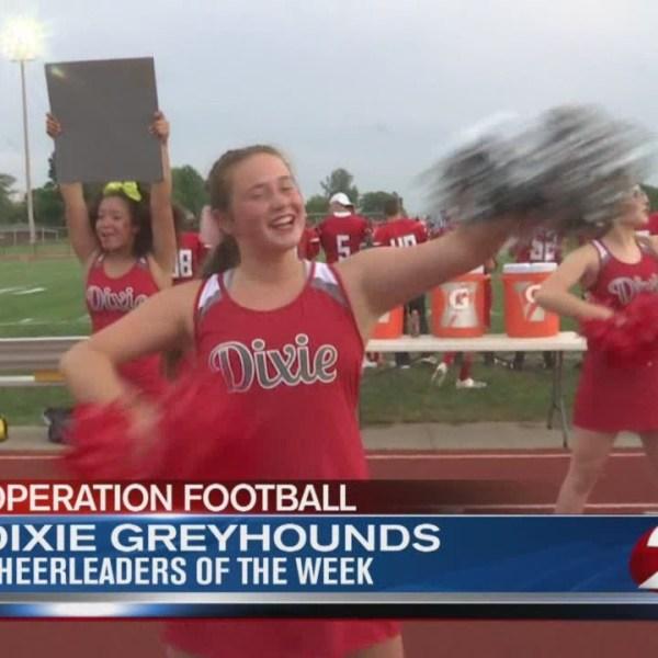Cheerleaders of the Week: Dixie