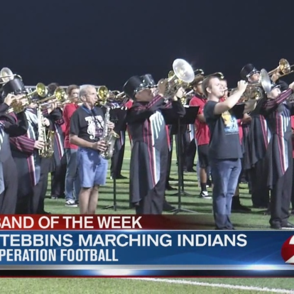 Operation Football Band of the Week 3: Stebbins Marching Indians