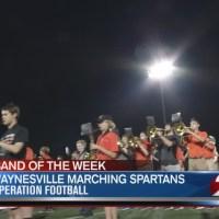 Operation Football Band of the Week 5: Waynesville Marching Band