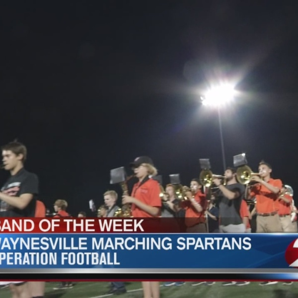 Operation Football Band of the Week 5: Waynesville Marching Band