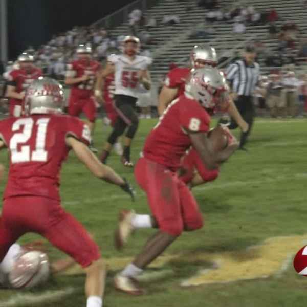 Operation Football Big Play of the Night 6: Troy