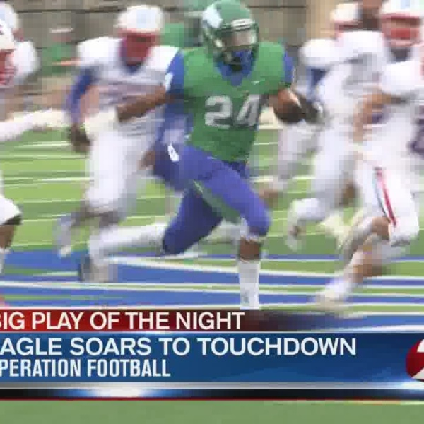Operation Football Big Play of the Night 5