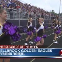 Operation Football Cheerleaders of the Week 3: Bellbrook Golden Eagles