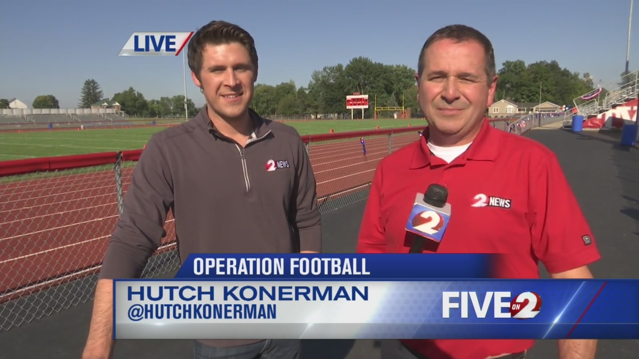 Operation Football Tailgate of the Week 4: National Trail at Twin Valley
