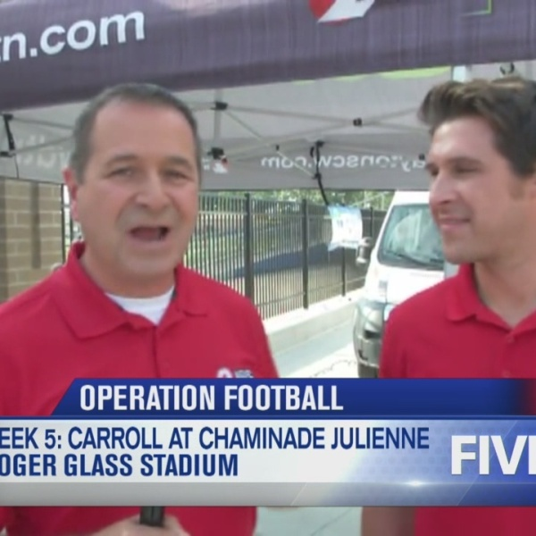 Operation Football Tailgate of the Week 5: Chaminade Julienne
