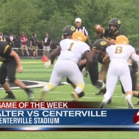 Operation Football Week 3 Game of the Week: Alter at Centerville