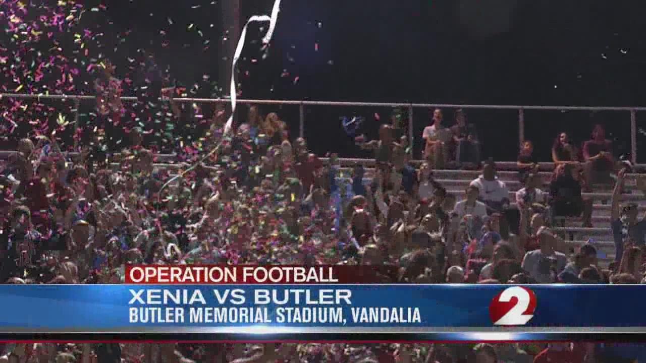 Operation Football Week 5: Xenia at Butler