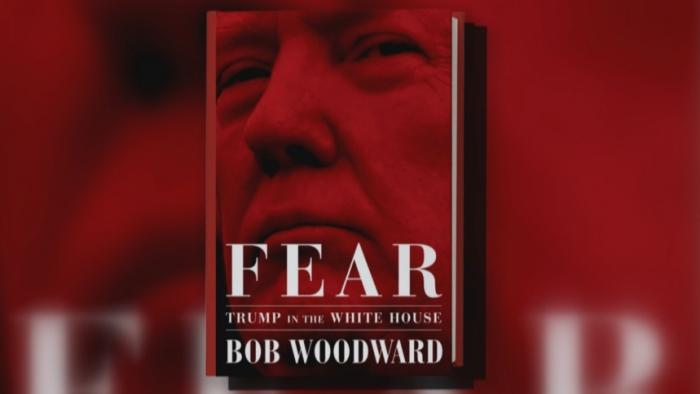 Woodward's Book Places Pressure on White House