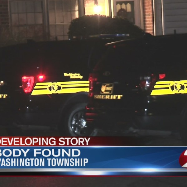 Body found in Washington Township