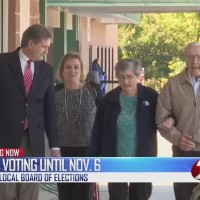 Early voting until November 6