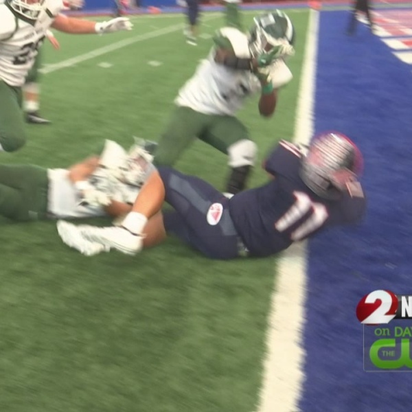Operation Football Game of the Week 7: Greenville at Piqua