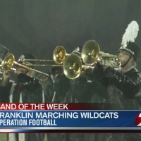 Operation Football Band of the Week 10: Franklin Marching Wildcats
