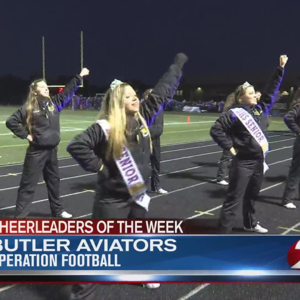 Operation Football Cheerleaders of the Week 8: Butler Aviators
