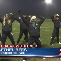 Operation Football Cheerleaders of the Week 10: Bethel Bees