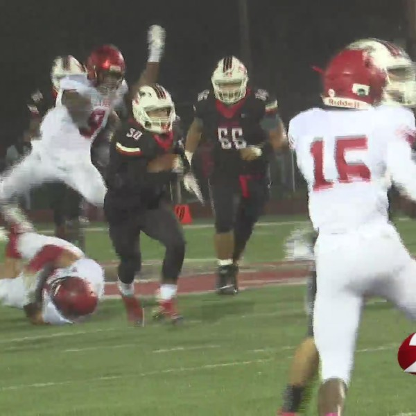 Operation Football Game of the Week 10: Trotwood at Wayne