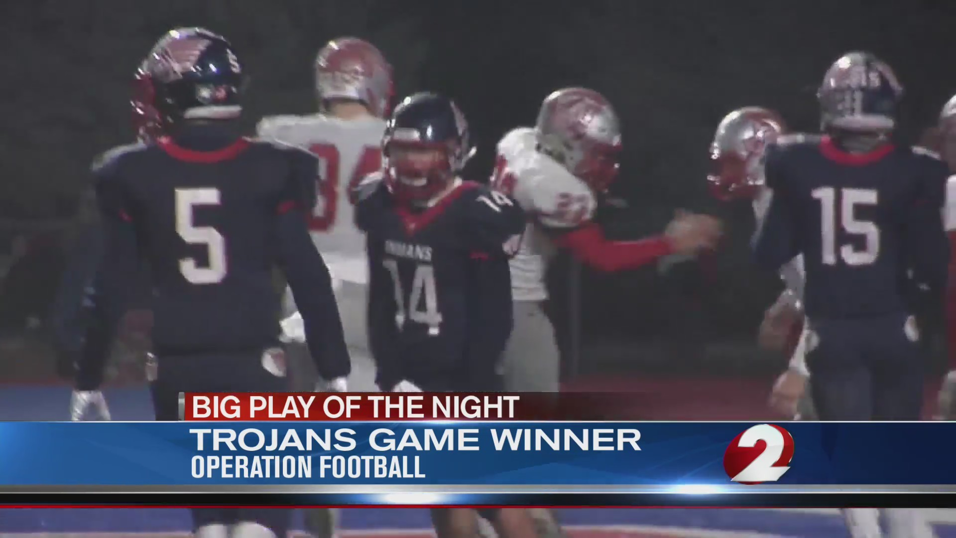 Operation Football Week 10 Big Play of the Night: Troy