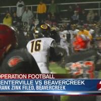 Operation Football Week 10: Centerville at Beavercreek