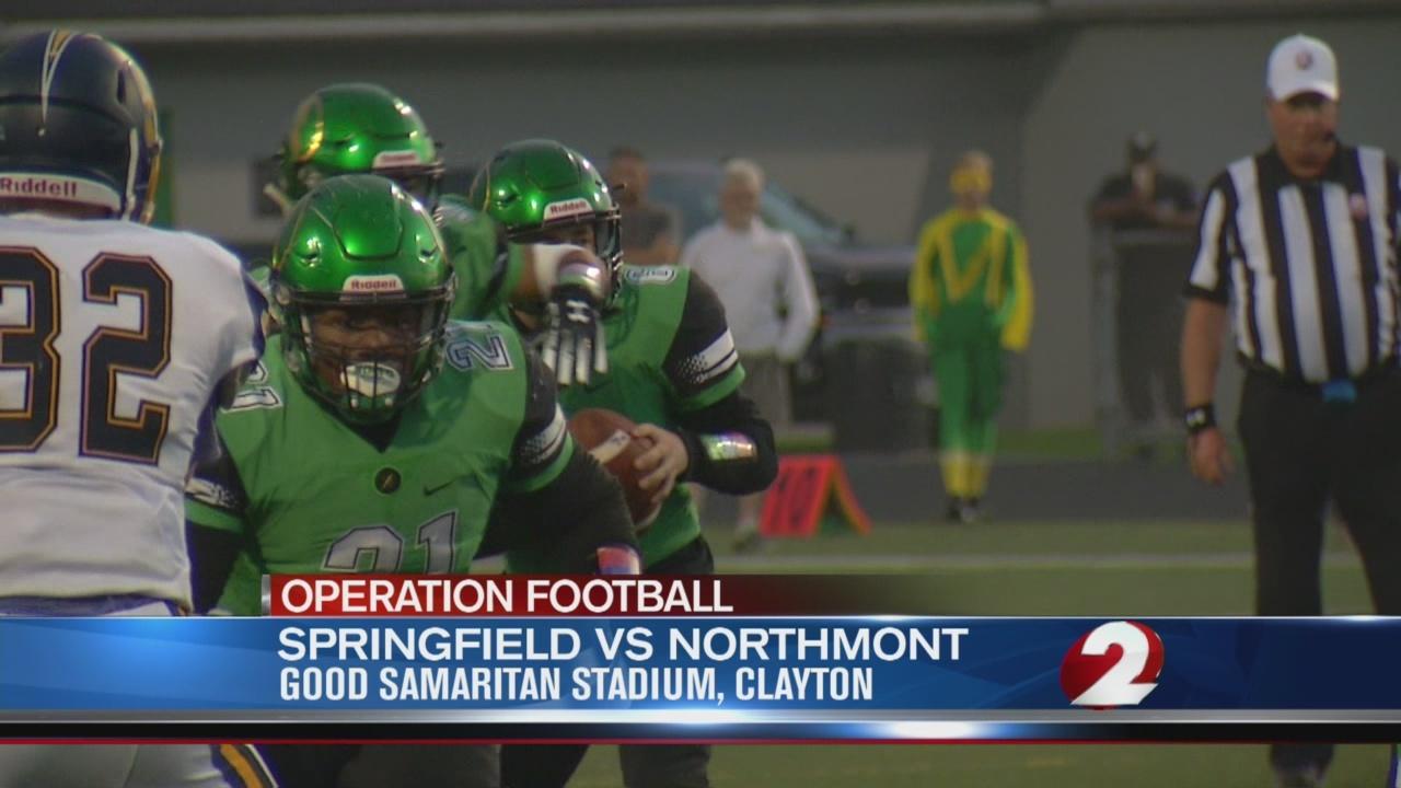 Operation Football Week 7: Springfield at Northmont