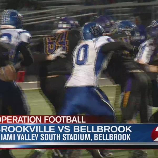 Operation Football Week 8: Brookville at Bellbrook