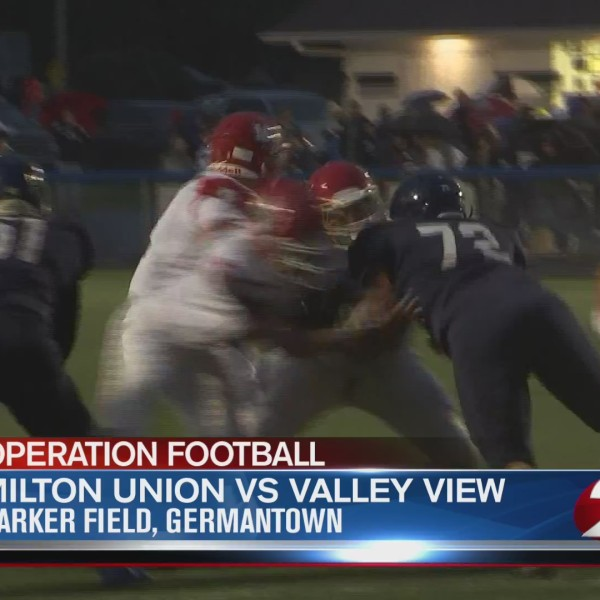 Operation Football Week 8: Milton Union at Valley View