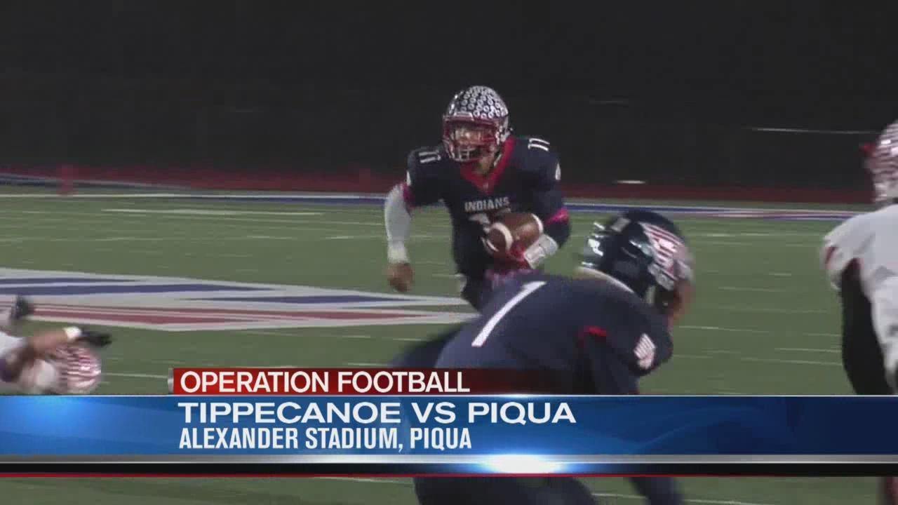 Operation Football Week 9: Tippecanoe at Piqua