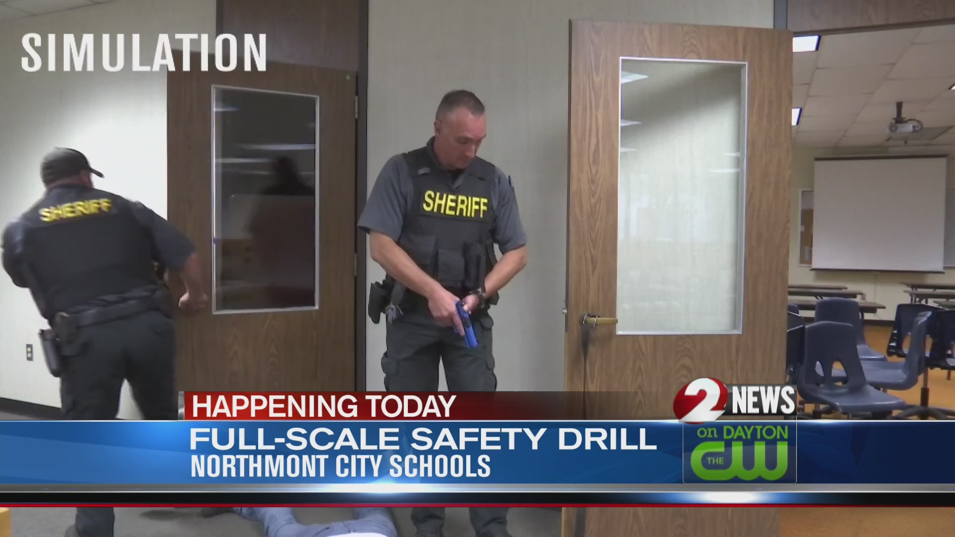 School District puts safety plans to the test